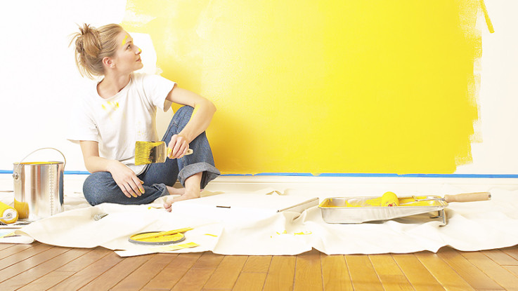 10 Things To Consider For Painting The Entire Home All By Yourself RFC Camb
