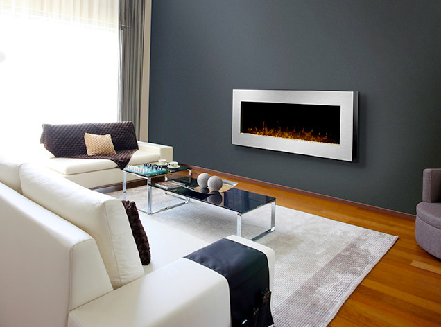 What Do You Need To Know About The Electric Fireplaces?