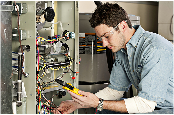 5 Attributes Of Professional Furnace Repairer