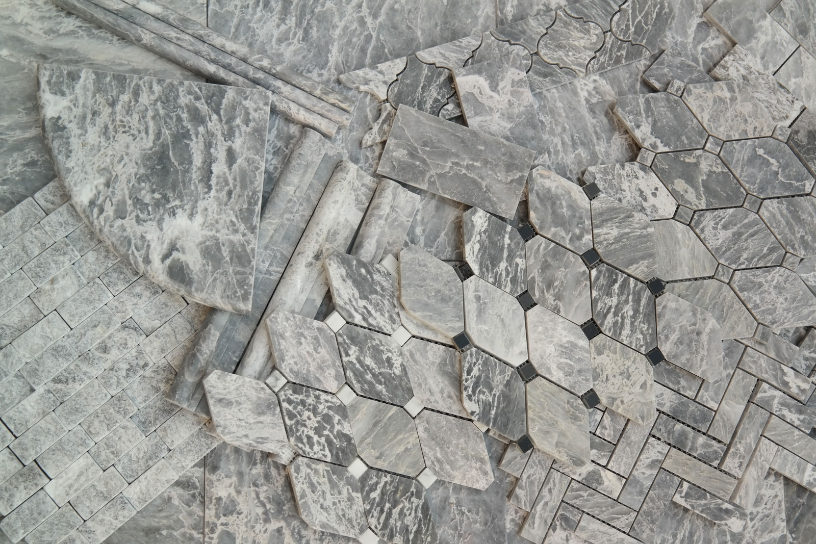 New Stone Tile Collection