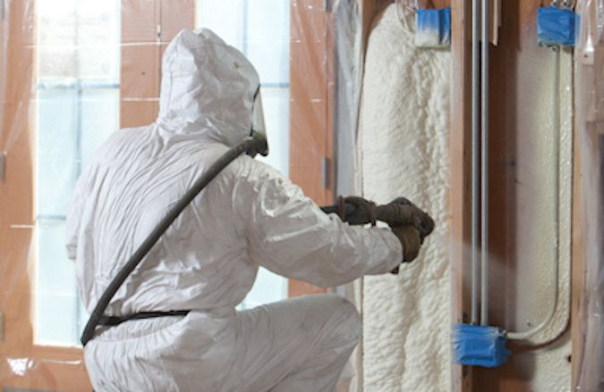 Why Consider Spray Foam Insulation