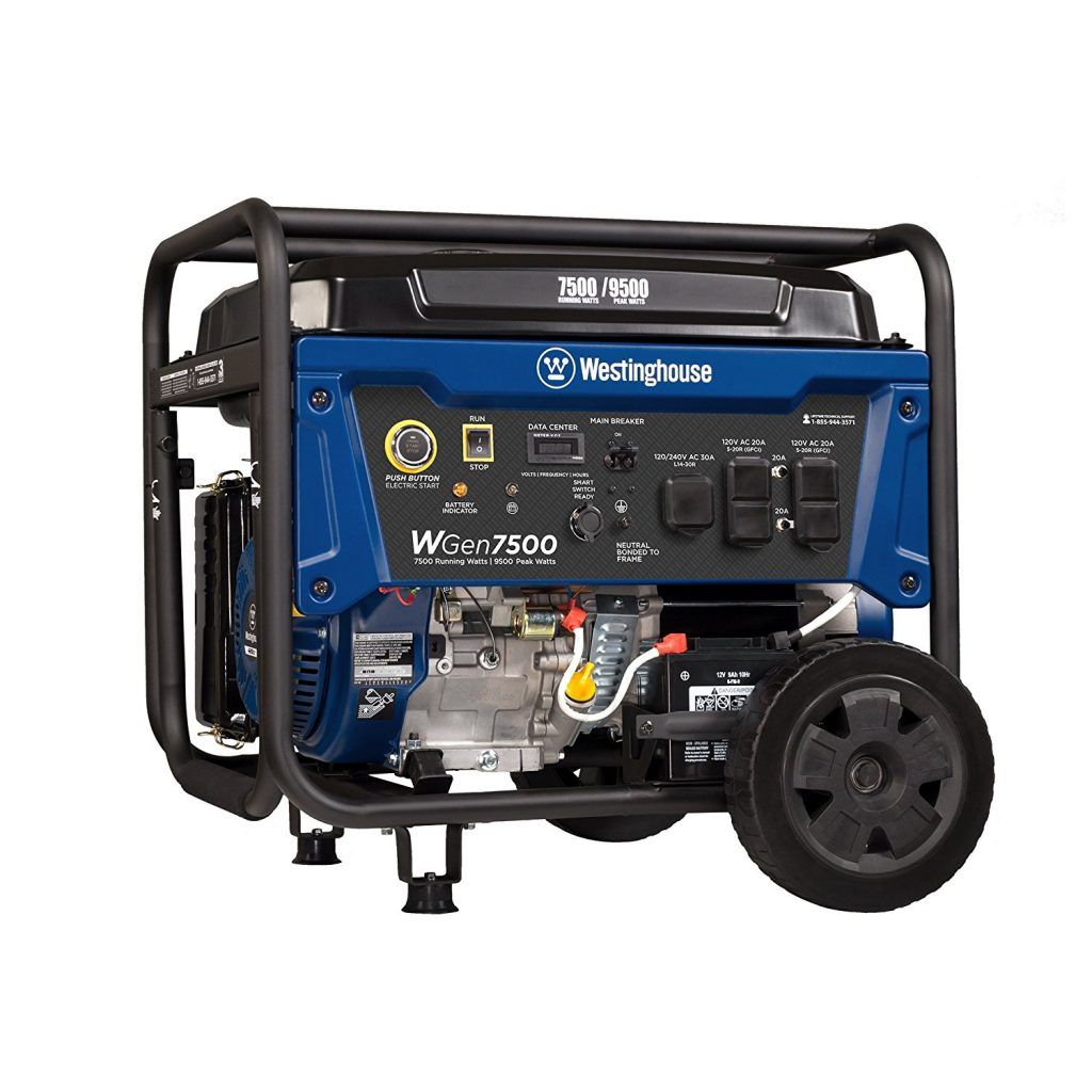 Are You Looking For The Best Portable Home Generator? How You Would Like To Fuel It?