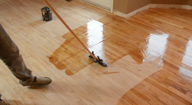 How To Make Shine In Your Hardwood Floors?