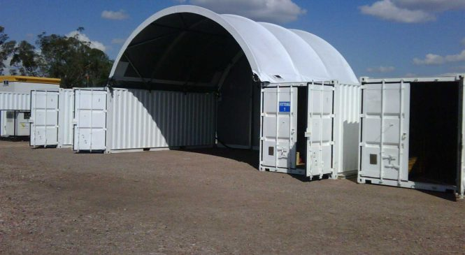 The Best Container Shelters Available Online In Australia
