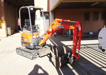 The Difference Between Zero Swing and Conventional Excavators
